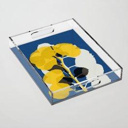 begonia 3 Acrylic Tray