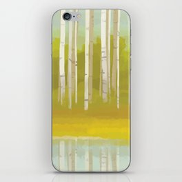 Birch Trees iPhone Skin