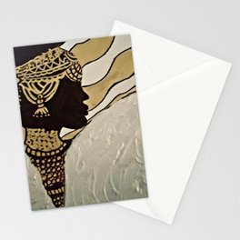 Golden Angel Stationery Cards