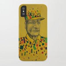 DESFRAGMENTACIÓN iPhone X Slim Case