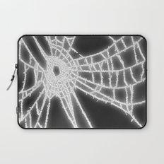 Surrealistic Spider Web Laptop Sleeve