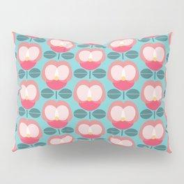 MCM Pink Pansy Pillow Sham