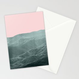 Smoky Mountain Summer Stationery Cards