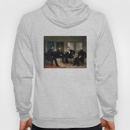 The Peacemakers -- Civil War Union Leaders Hoody