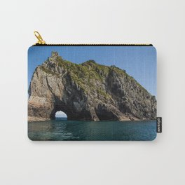 Hole in the Rock New Zealand Carry-All Pouch