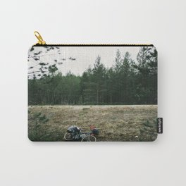 Bicycle Touring Carry-All Pouch