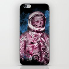 AstroSkull iPhone & iPod Skin