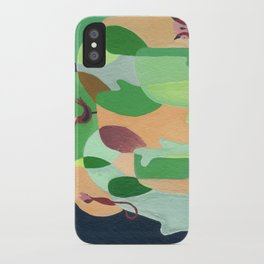 When you enter my life iPhone Case