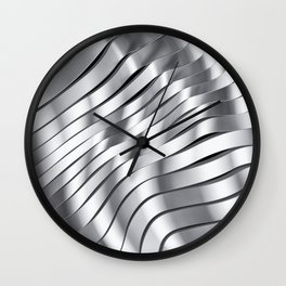 Black & White I Wall Clock
