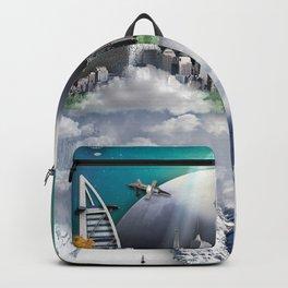 TOMORROW WORLD Backpack