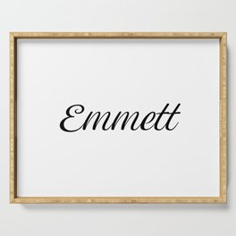 Name Emmett Serving Tray