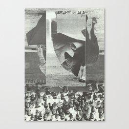 El Gallo  Canvas Print