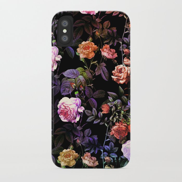 Night Forest III iPhone Case