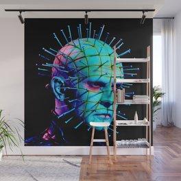 Pinhead Hellraiser - Neon Night Wall Mural