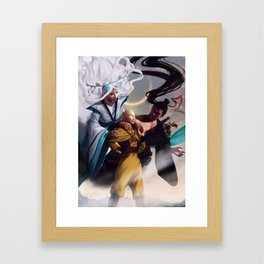 Avatar Spirits Framed Art Print