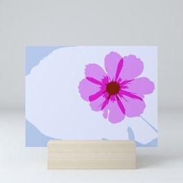 Floating Flower Mini Art Print