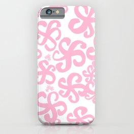Hibiscus in Spring iPhone Case