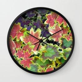 Végétaux divers Wall Clock