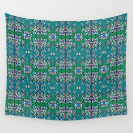 Regal Jewels Wall Tapestry