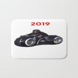 Motorcicle 2019 Bath Mat