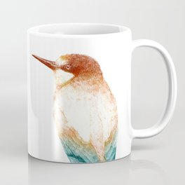 European bee-eater (Merops apiaster) - color Coffee Mug