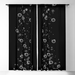 BUBBLED UP Blackout Curtain