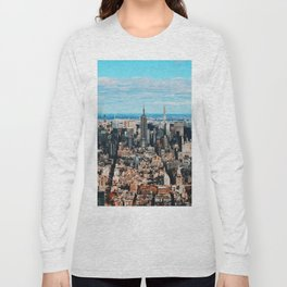 where dreams are made of Long Sleeve T-shirt