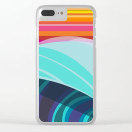 BARREL DAYS Clear iPhone Case