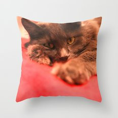 first day of new year Throw Pillow