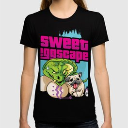 Sweet Eggscape T-shirt