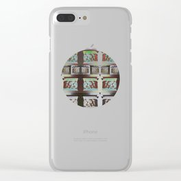candy 0 sq. Clear iPhone Case