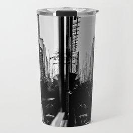 Street mirror Travel Mug