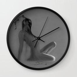 """""""the harp"""" Wall Clock"""