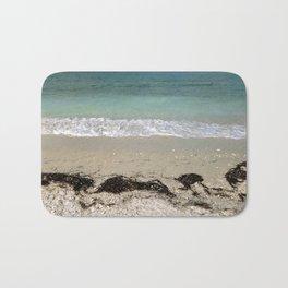 Obligatory Beach Scene Bath Mat