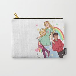 Star and Marco Carry-All Pouch