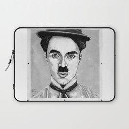 Charles Spencer Chaplin Laptop Sleeve