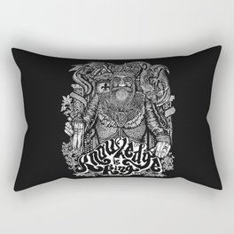 Knowledge is King... Rectangular Pillow