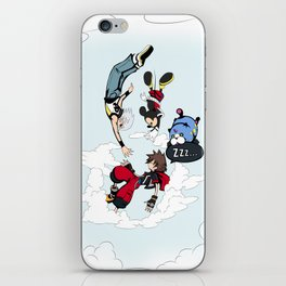 Kingdom Hearts - Dream Drop Distance iPhone Skin