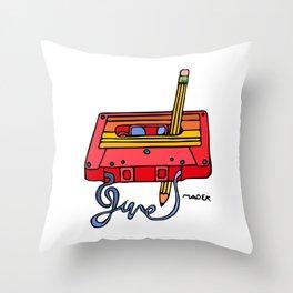 Rewind Throw Pillow