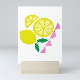 Lemonade Stand Mini Art Print
