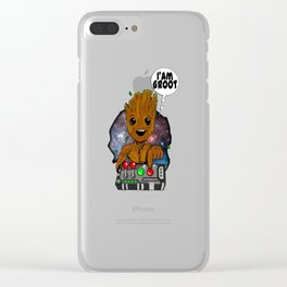 guardians galaxy DJ Clear iPhone Case