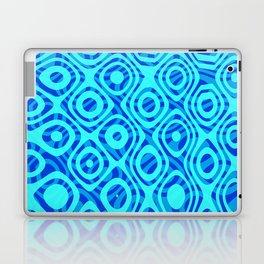 Mixed Polyps Blue - Coral Reef Series 036 Laptop & iPad Skin