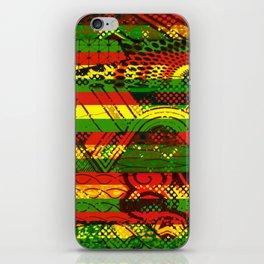 Wontanara iPhone Skin
