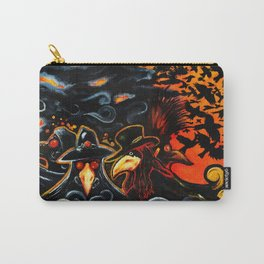 Birds of Hell Awaiting Carry-All Pouch