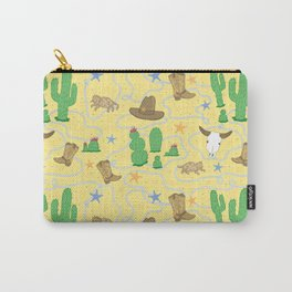 howdy partner Carry-All Pouch