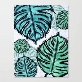 PLANTY Canvas Print