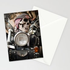 Happy rider  Stationery Cards
