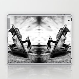 Ghostly Wreck Laptop & iPad Skin