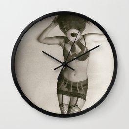 SEXY BEAR Wall Clock