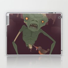 Sickly Zombie Laptop & iPad Skin